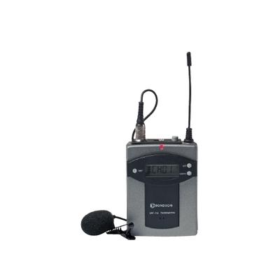 System bezprzewodowy dla przewodników i tłumaczy - nadajnik EJ-7XT