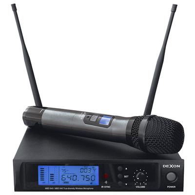 Mikrofon bezprzewodowy doręczny MBD 840