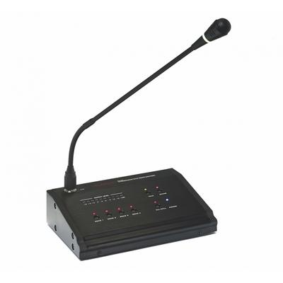 Mikrofon 4-strefowy PA-04