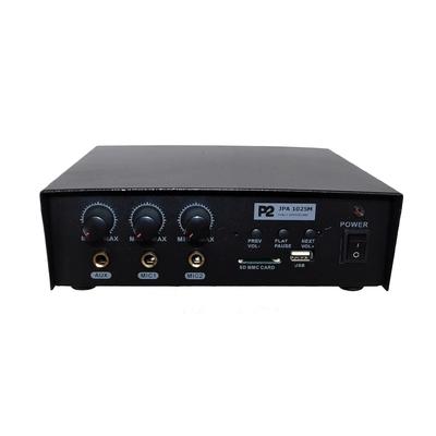 Wzmacniacz z USB i SD JPA 1025M