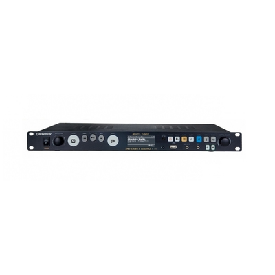 Tuner radia FM RDS z radiem internetowym i odtwarzaczem MP3/USB IR-100