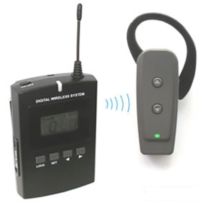 System bezprzewodowy dla przewodników i tłumaczy - nadajnik WA 610RB