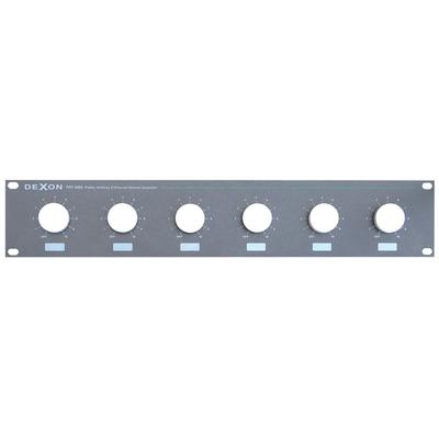 PRT 6000 - panel regulatorów głośności