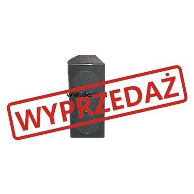 Kolumna radiowęzłowa czarna ZGK 50 - WYPRZEDAŻ