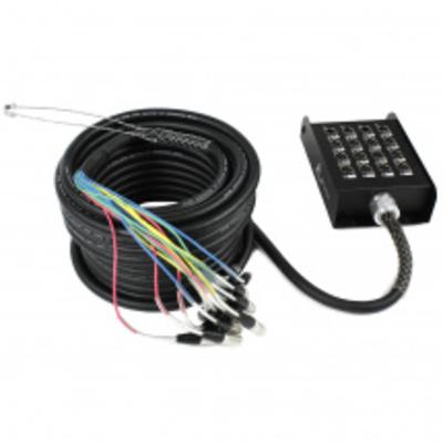 Kabel multicoor (pyta) 12/4 - 30 m - WYPRZEDAŻ