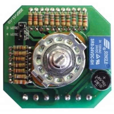 PR 104 - regulator rezystorowy elektronika