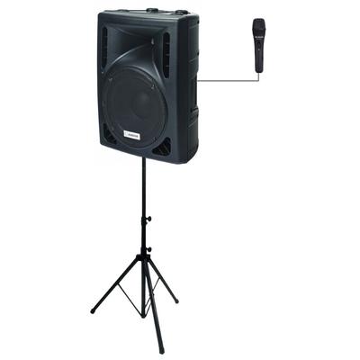 Zestaw nagłaśniający z mikrofonem przewodowym SPC-08AU + MD 505