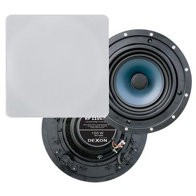 Głośnik sufitowy dwudrożny RP 110x110