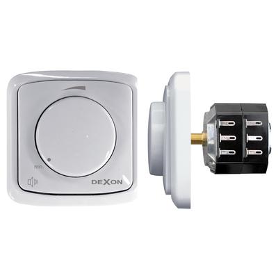 PR 300S - regulator głośności 30 W stereo z obudową i ramką